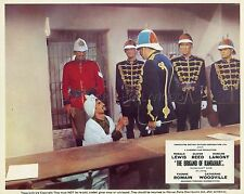 RONALD LEWIS OLIVER REED THE BRIGAND OF KANDAHAR 1965 VINTAGE LOBBY CARD