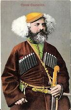 Foto / AK Kaukasischer Graf - 1900er