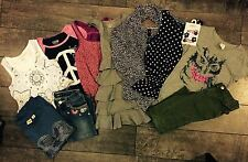 Lot Girls Clothing Size 6 Years Gap Gymboree Old Navy Justice Abercrombie Kids