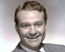"RICHARD BERNARD ""RED"" SKELTON COMEDIAN ACTOR 8x10"" HAND COLOR TINTED PHOTOGRAPH"