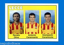 AIC Calciatori 1992-93 - Figurina-Sticker n. 350 - LECCE -New