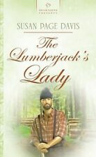 VG, The Lumberjack's Lady (Maine Brides, Book 3) (Heartsong Presents #756), Susa