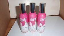 BATH AND BODY WORKS CONCENTRATED ROOM SPRAYS X3 TWISTED PEPPERMINT 1.5 OZ