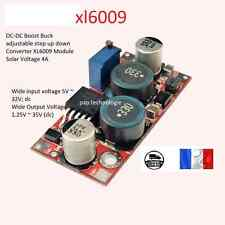 DC-DC Boost Buck adjustable step up down Converter XL6009 Module Solar Voltage 4