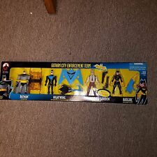 Kenner, Batman the Animated Series, Gotham City Enforcement 4 Pack w/Batgirl