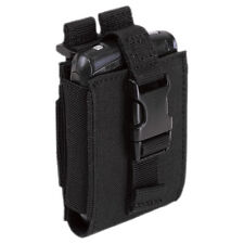 5.11 TACTICAL LARGE C5 SMARTPHONE PDA CASE MOLLE SYSTEM iPHONE POUCH NYLON BLACK