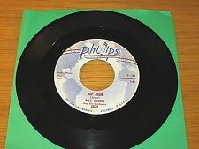 "INSTRUMENTAL  45 RPM - BILL JUSTIS - PHILLIPS 3535 - ""BOP TRAIN"""