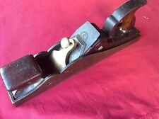 "A Nice Antique 16"" x 3"" Rosewood Infill Panel Plane in Fairly Good Condition"
