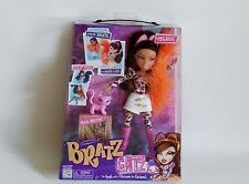 Bratz Catz Doll Yasmin with Miss Meow New