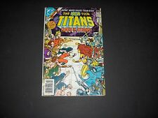 The New Teen Titans,  Clash of the Titans, #12 Oct 1981