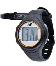 NEW BALANCE NX301 Mens Running Heart Rate Monitor Watch with Chest Strap NEW