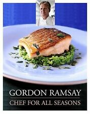 Gordon Ramsay Chef for All Seasons,GOOD Book
