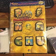 Birthday Pikachu Pokemon Card Sealed 2000 World Collection Set Gold Tail Promo