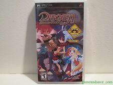 BRAND NEW Disgaea: Afternoon of Darkness PlayStation Portable Sony PSP SEALED!