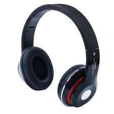 Wireless Bluetooth Stereo Headphones Foldable Headset MP3 Player FM TF with Mic
