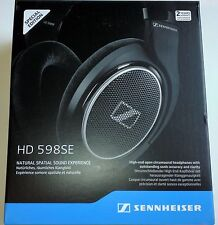Sennheiser HD 598 Over-Ear Headphones Special Edition Black~Brand new in the box