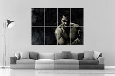 MUHAMMAD ALI BOXING Mohamed Ali Wall Art Poster Grand format A0 Large Print