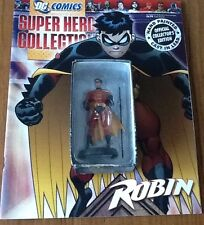 Dc Figurine Collection ISSUE 6 Robin