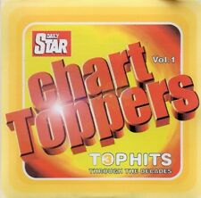 Various Artists  ‎–  Chart Toppers Vol. 1 (Top Hits Through The Decades) CD