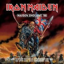 Maiden England 88 de Iron Maiden (2013) 2cd article neuf