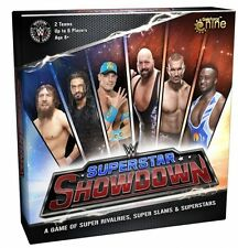 WWE - Superstar Showdown Board Game (Gale Force Nine) #NEW