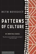 Patterns of Culture by Ruth Benedict (2006, Paperback)