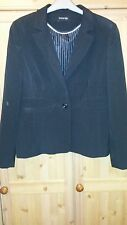 George, ladies single button jacket, new, size 14