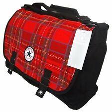 CONVERSE CHUCKS FORTUNE BAG SHOULDER TASCHE Umhängetasche Shoulderbag Tartan