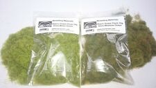 Static Grass 6mm Twin Pack-MOSS / MEADOW GREEN-Grass FLOCK PRIMA CLASSE P & P