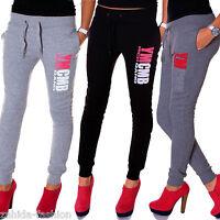 Damen Trainingshose Jogginghose Sporthose Fitness Boxer Bequem Hose 34,36,38 NEU