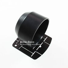 "52mm 2"" DASHBOARD EVO GAUGE Series POD MOUNTING CUP- BLACK"