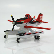 NEW Disney Pixar Planes No.7 Dusty Crophopper Fire and Rescue Metal Plane Toy