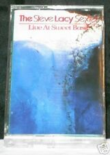 The Steve Lacy Sextet LIVE At Sweet Basil CASSETTE TAPE
