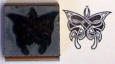 Celtic Butterfly rubber stamp by Amazing Arts sharp!
