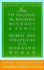 Karen Salmansohn - How To Succeed In Bus Wo A Pen (1997) - Used - Trade Pap