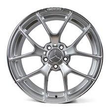 "4x Benz AMG SLS AMG Styling Multi Spoke 19"" 5x112 Alloy Sport Rims Wheels Mags"