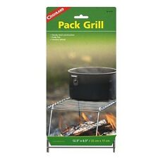 New! Coghlan's Camping Backpacking Pack Grill Campfire Cooking Stove 8770