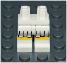Lego City x1 White Short Skirt Legs Shoes Cheerleader Sport Girl Minifigure NEW