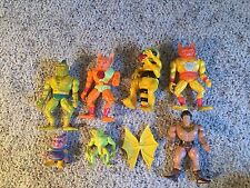 Blackstar lot of action figures vintage 80's toys
