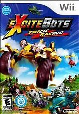 BRAND NEW Sealed Excitebots: Trick Racing (Nintendo Wii, 2009)