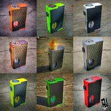 REAPER 18650 Full Mech Squonker Mod Box Custom- Your Choice Of Colors