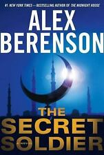 The John Wells: The Secret Soldier Bk. 5 by Alex Berenson (2011, Hardcover)
