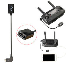 Transmitter Controller To Phone Tablet USB Cable Connector For DJI Mavic Pro RC