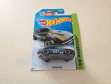 Hot Wheels 2013 HW Workshop Datsun Fairlady 240Z Racing Diecast 1:64 Black