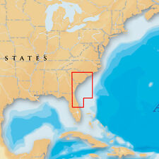 Navionics Platinum+ - South Carolina & North Florida - microSD/SD