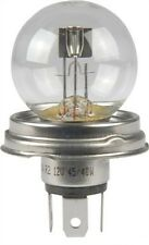 RARE P45T H4 Headlight Bulb 55/60w 60/55w Pair British Cars Austin Morris 1950's