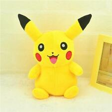 "Pokemon Go 8"" Pikachu Plush Soft Toy Stuffed Animal Cuddly Doll Kids XMAS Gift"
