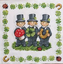 2 single paper napkins for scrapbooking crafts decoupage or collection Kids