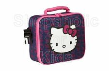 SFK Hello Kitty Lunch Bag - Blue