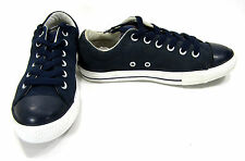 Converse Shoes Chuck Taylor Ox All Star Street Navy Blue Sneakers Men 5 WO 7